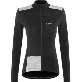 Northwave Allure Wool Longsleeve Jersey Women black
